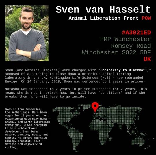 Sven van Hasselt