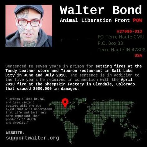Walter Bond